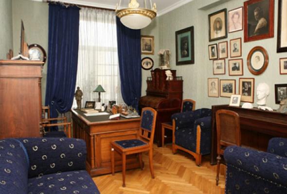 Музей-квартира Гольденвейзера - Фото №0