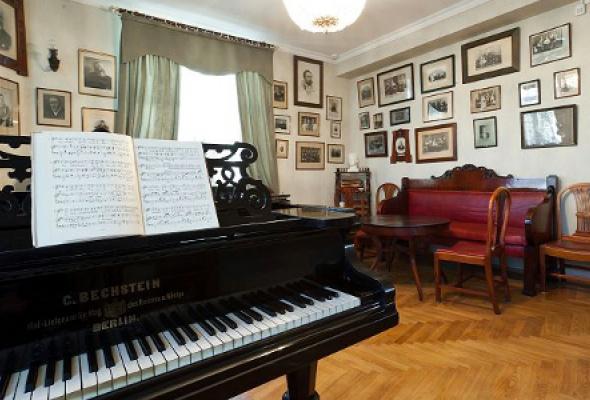 Музей-квартира Гольденвейзера - Фото №1