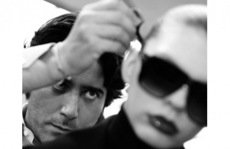 Звездный стилист Беппе Д'Элия в Москве
