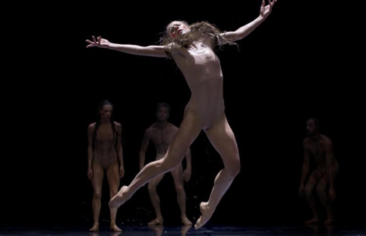 Dance Open: вечер одноактных балетов