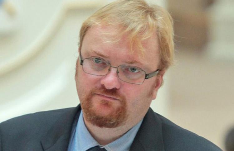 Открытая власть: Быть депутатом Милоновым