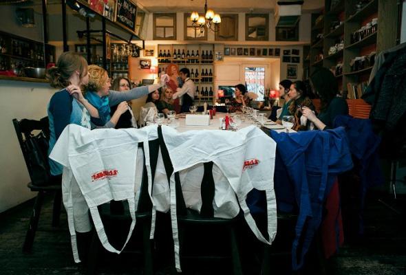 Кулинарная школа открывает новый сезон - Фото №4
