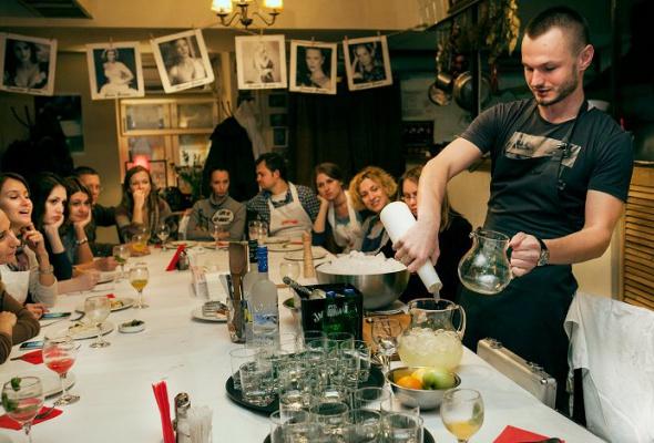 Кулинарная школа открывает новый сезон - Фото №1