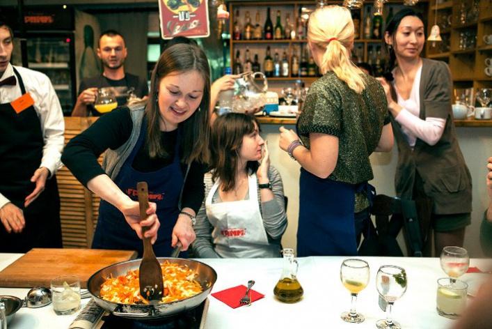 Кулинарная школа открывает новый сезон