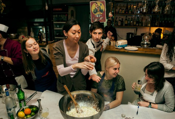 Кулинарная школа открывает новый сезон - Фото №2