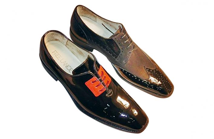 ВоFree Lance появились «мужские» женские туфли