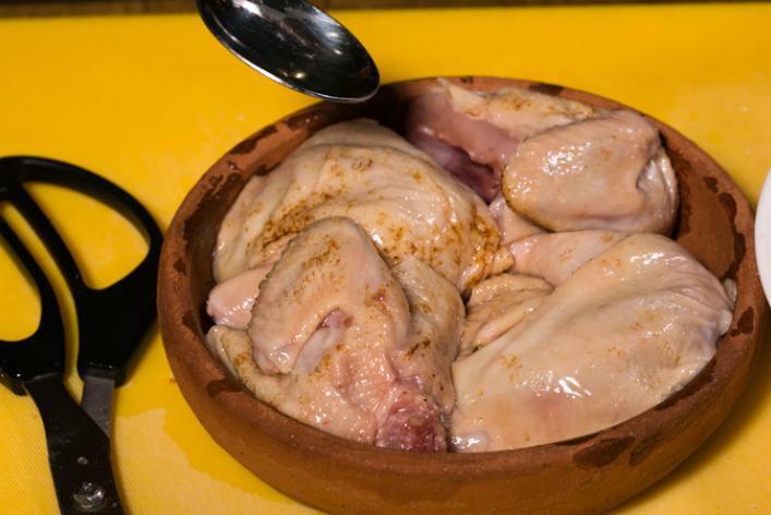 Цыпленок по-чкмерски
