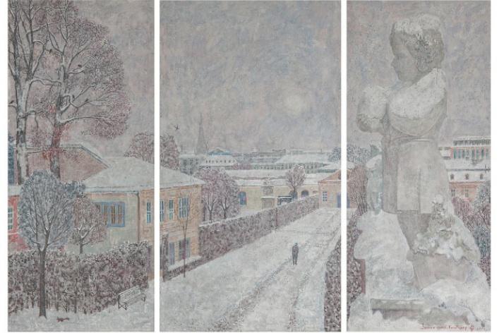 Никита Макаров «История не одного путешествия»
