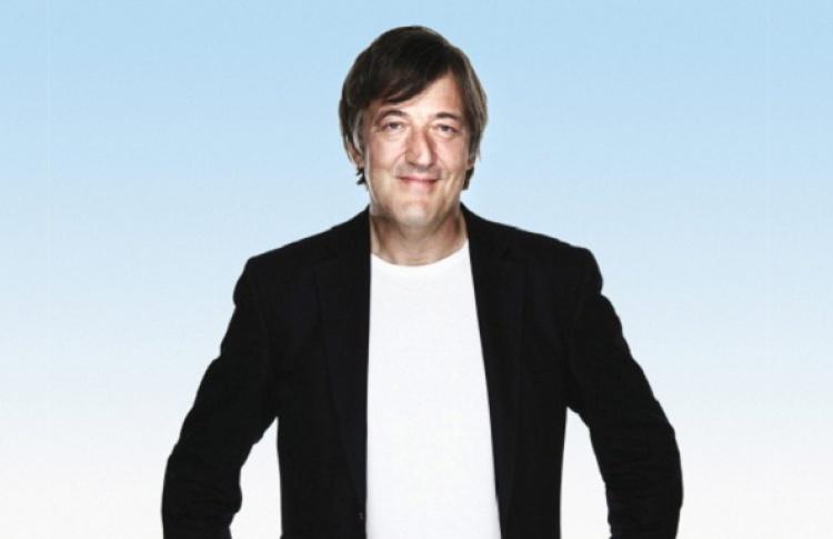 Британский актер иписатель Стивен Фрай встретился сдепутатом Милоновым