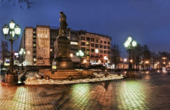 Под Пушкинской площадью появятся офисы