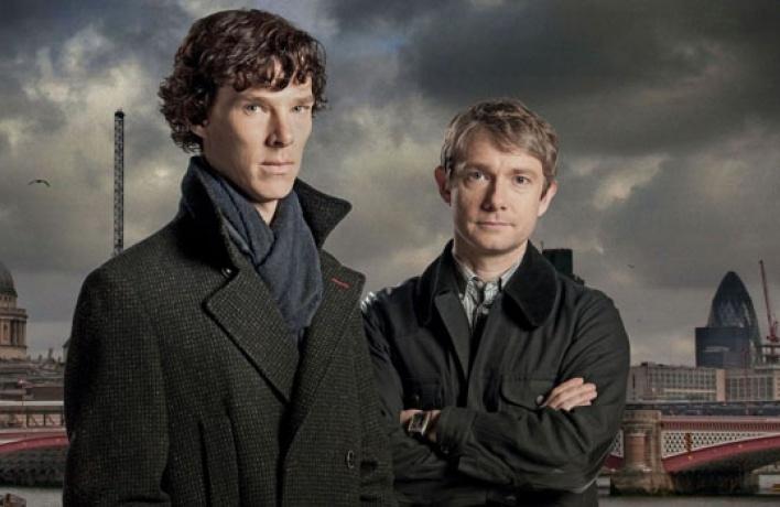 Усериала «Шерлок» будет четвертый сезон