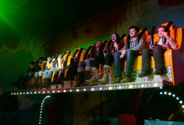 Happylon в ТРЦ Vegas - Фото №5