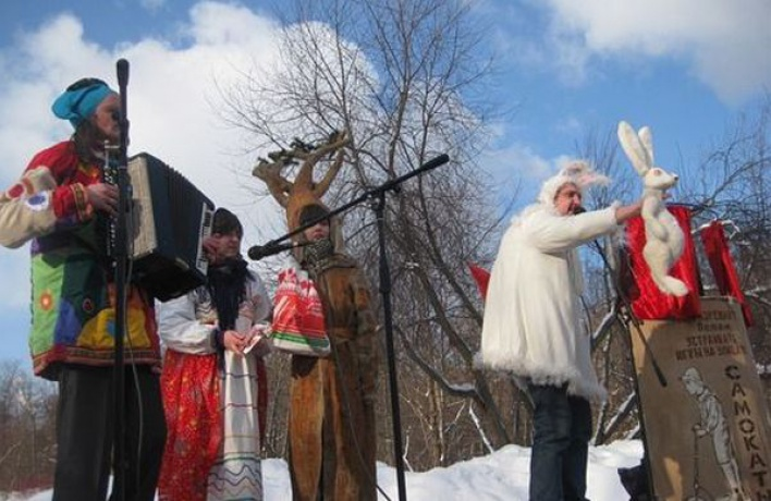 Масленицы вПетербурге— где отпраздновать конец зимы