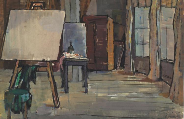 70 лет «живописи» в МАРХИ