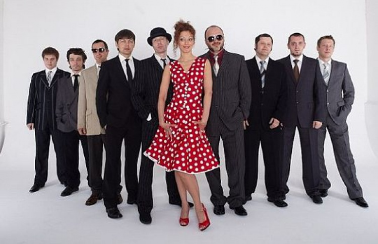 St. Petersburg Ska Jazz Review