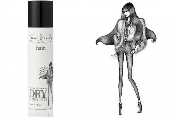 ВМоскве появились шампуни истайлинг английского бренда Percy & Reed