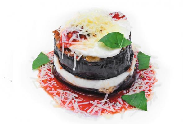 Блюда итальянской кухни в«Япоше» - Фото №1