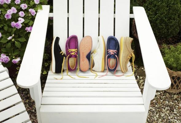 Ecco выпустили разноцветные ботинки-унисекс - Фото №2