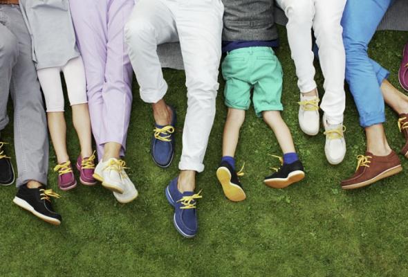 Ecco выпустили разноцветные ботинки-унисекс - Фото №3