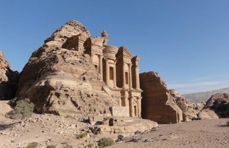 Малоизвестная Иордания