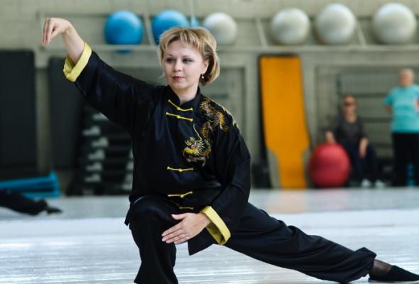 Гимнастика тай-чивфитнес-клубах Republika - Фото №0