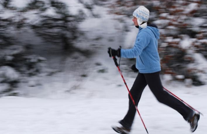 ВШколе скандинавской ходьбы появились новые программы