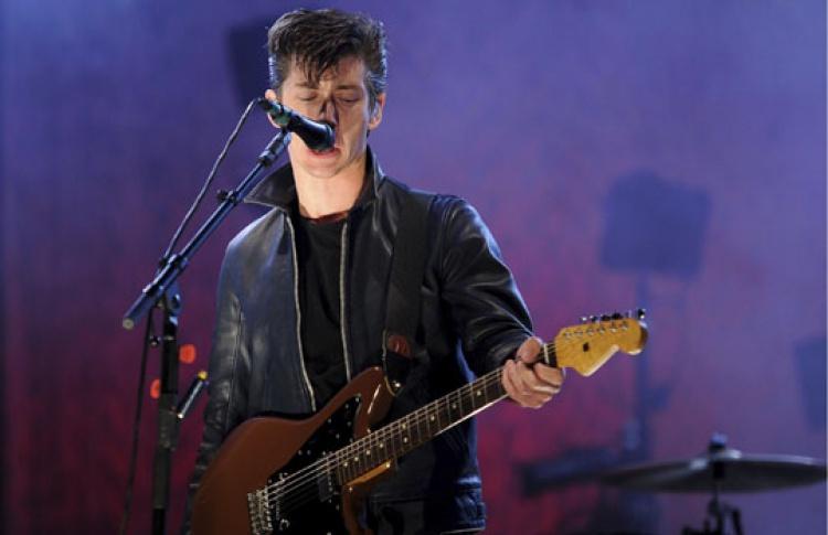 Arctic Monkeys выступят вПарке Горького