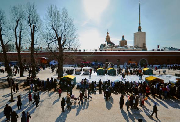 Масленица-2013 вобъективе Time Out - Фото №5