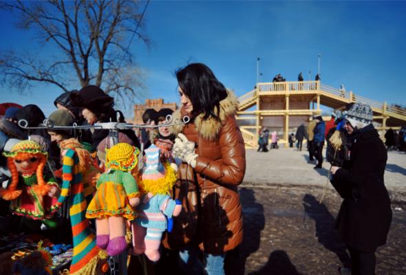 Масленица-2013 вобъективе Time Out - Фото №10