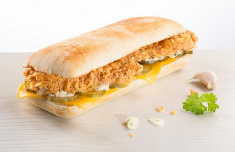 Новый итальянский сэндвич