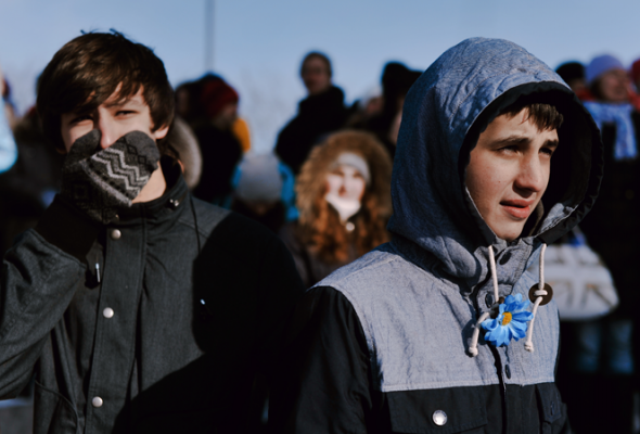 Масленица-2013 вобъективе Time Out - Фото №12
