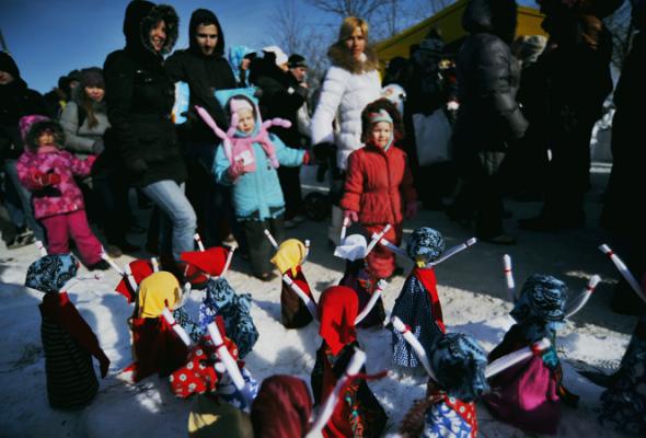 Масленица-2013 вобъективе Time Out - Фото №17