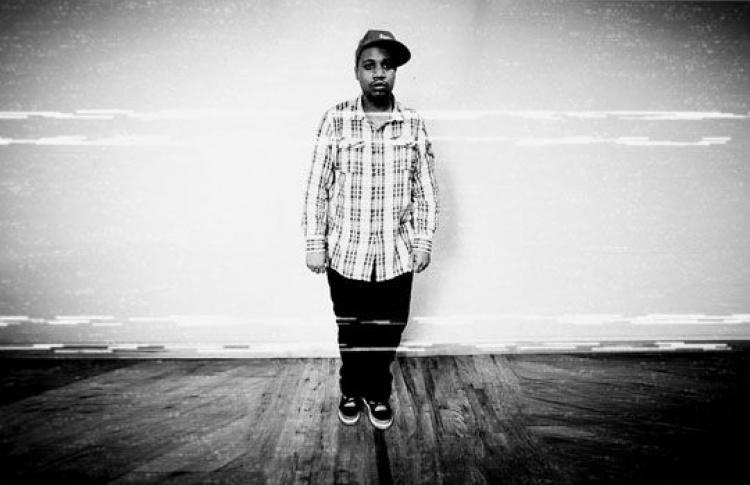 Safe'n'Sound: DJ Rashad