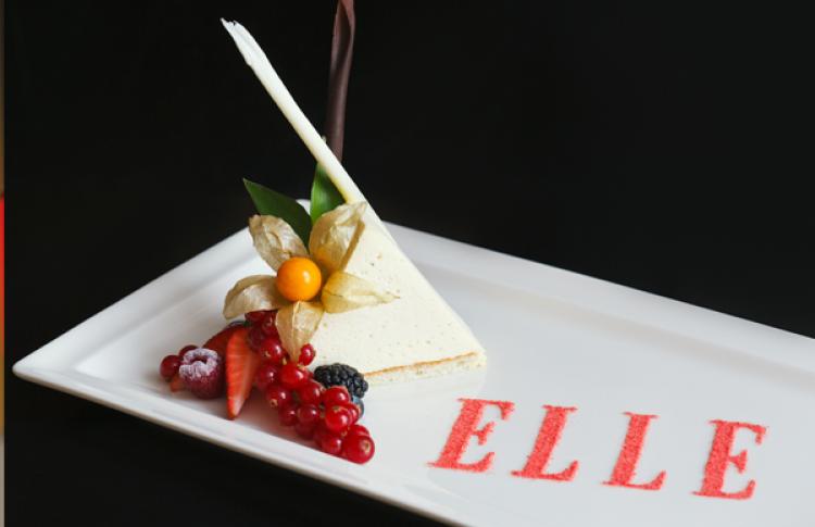 Новый десерт вкафе «Вена»