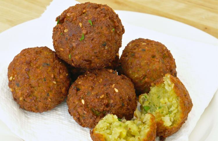Вечер израильской кухни