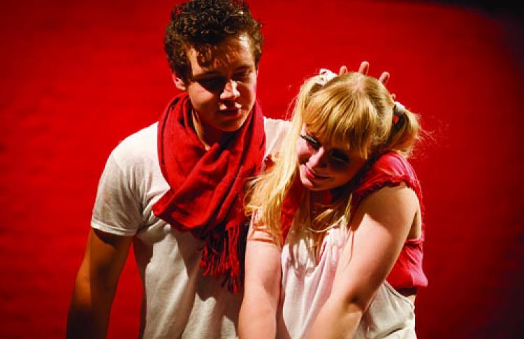XIV Международный Брянцевский фестиваль детских театральных коллективов
