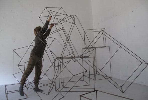 Выставка работ номинантов VIII Всероссийского конкурса в области современного искусства «Инновация» - Фото №0