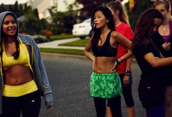 Adidas создал сообщество для спортивных девушек - Фото №0