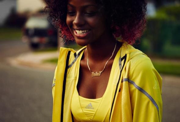 Adidas создал сообщество для спортивных девушек - Фото №1
