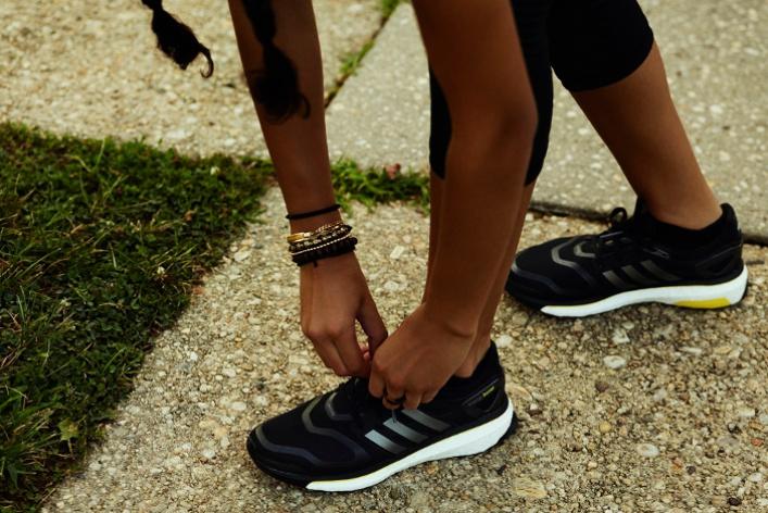 Adidas создал сообщество для спортивных девушек