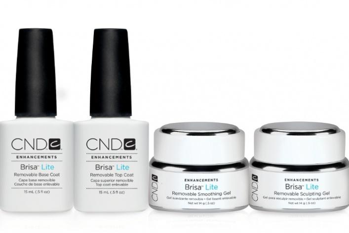 Новая система укрепления имоделирования ногтей CND