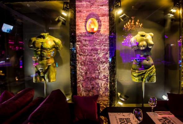 Бэкрум бар - Фото №3