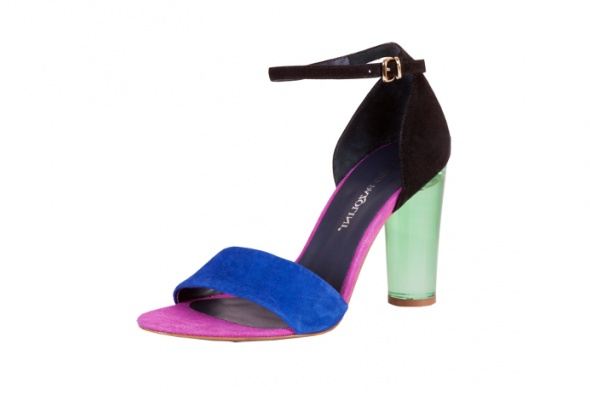 Carlo Pazolini представили цветную обувь иаксессуары - Фото №1