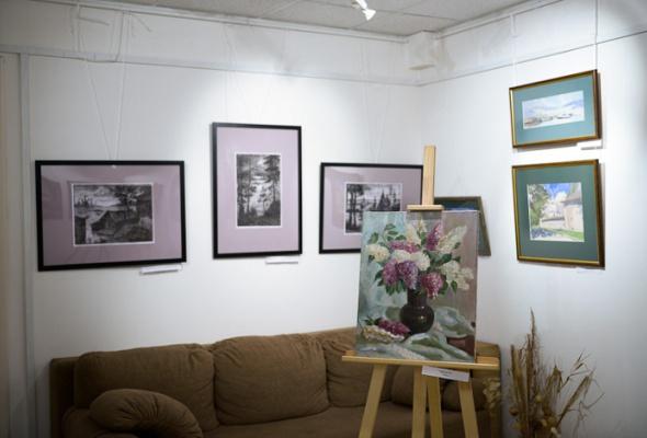 Выставка творческих работ преподавателей Московского педагогического государственного университета - Фото №3