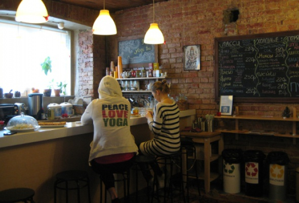 Тренд: кафе при спа исалонах красоты - Фото №5