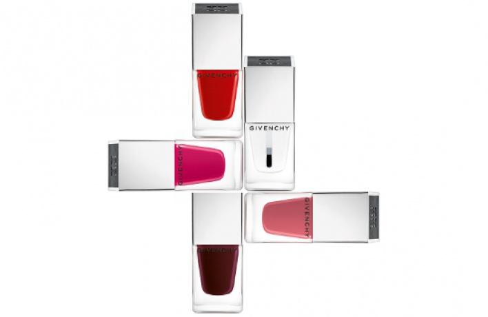Новая коллекция лаков Givenchy