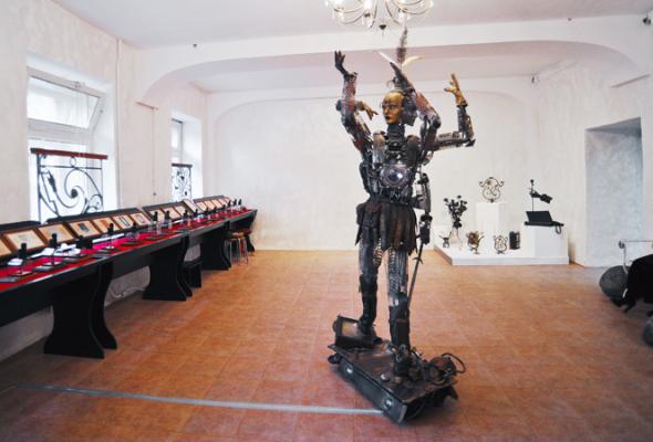 Музей микроминиатюры «Русский Левша» - Фото №6