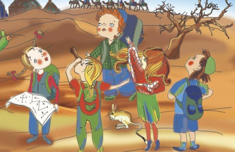 Песах: школа выживания в пустыне