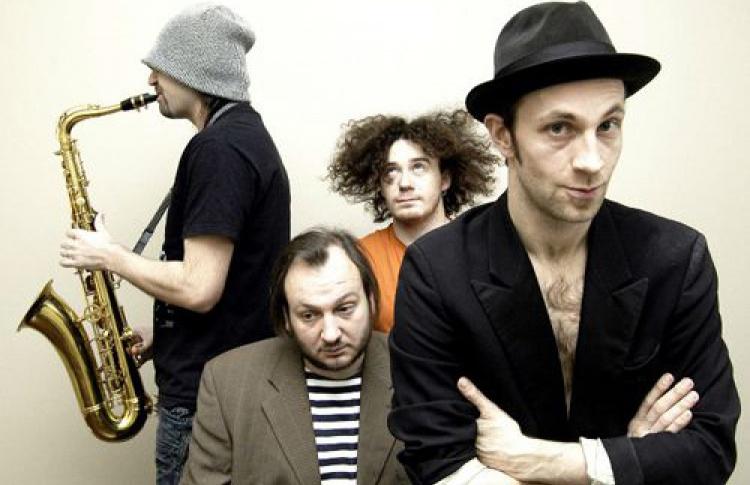 Встреча с Billy`s Band