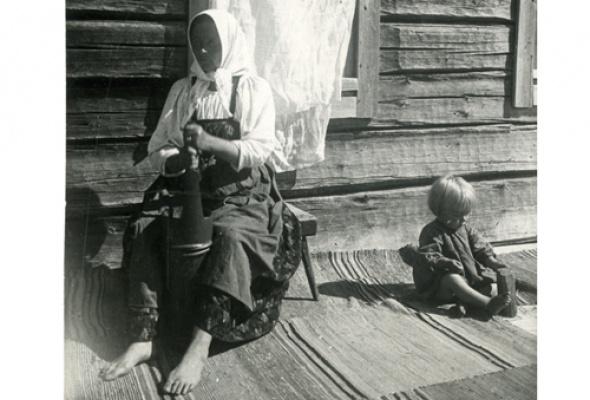 Финно-угорский мир в фотографиях Леонида Капицы - Фото №0